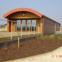 Spetisbury Construction - Longham Lakes Visitor Centre